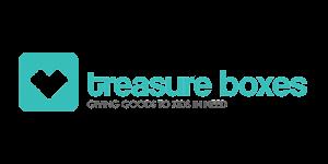 Treasure Box New Start Major Sponsor